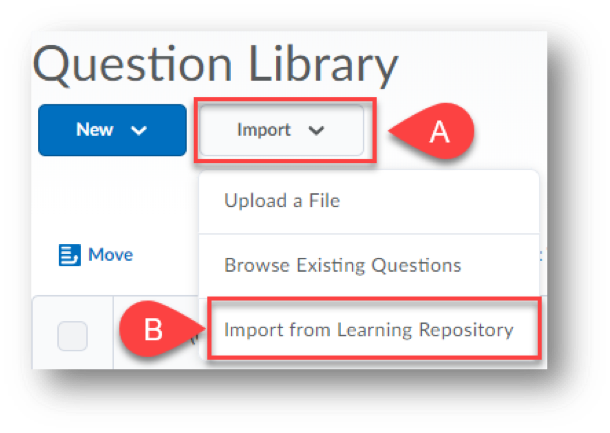 Select Add Learning Object.