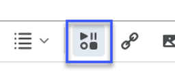 Select the Insert Stuff option in the HTML Editor.